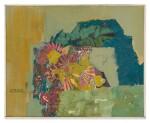 JOHN KORNER | FLOWERS BY A BLUE RIVER