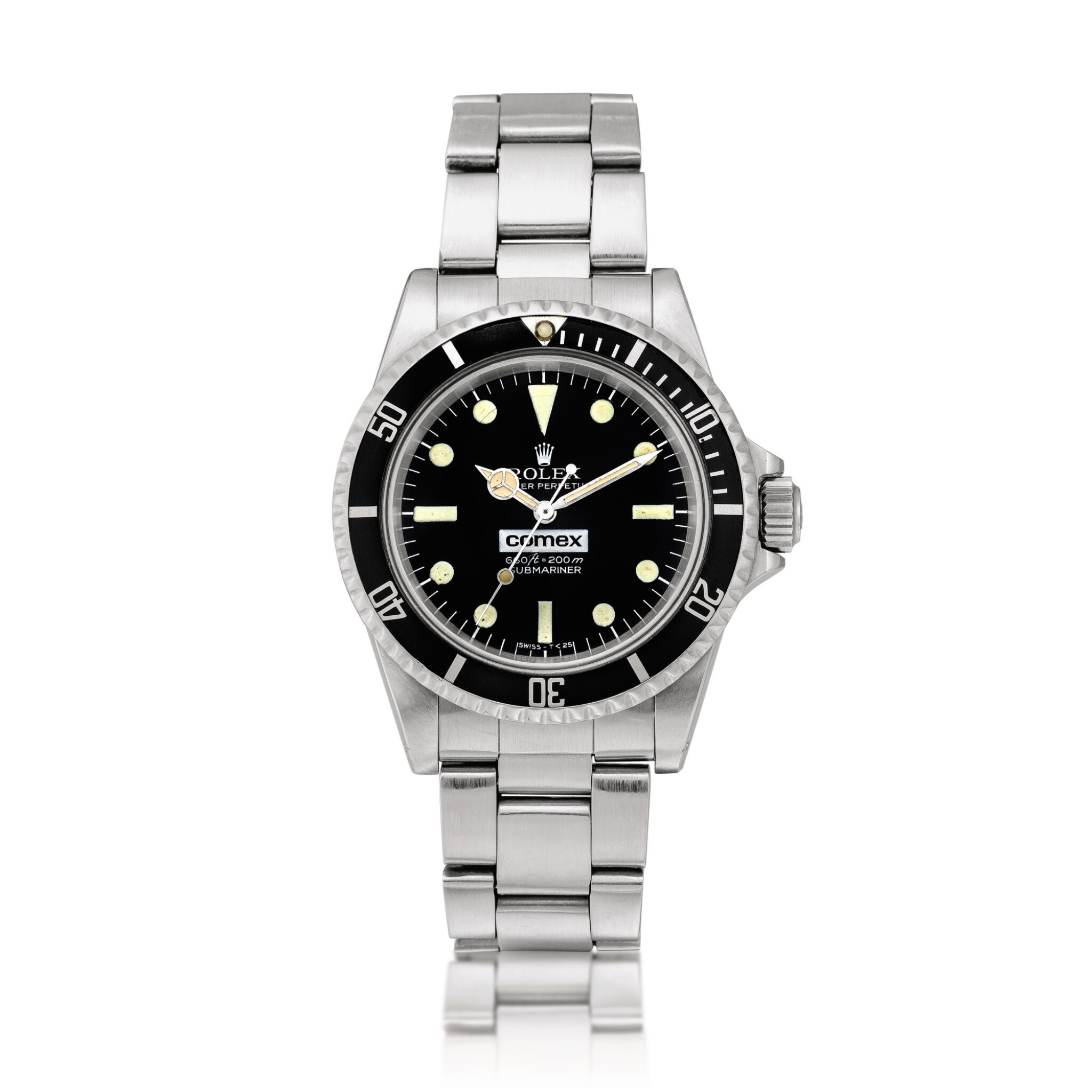 """View full screen - View 1 of Lot 2140. Rolex 