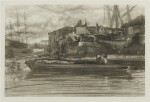 JAMES ABBOTT MCNEILL WHISTLER | LIMEHOUSE (SPINK/STRATIS/TEDESCHI 7)