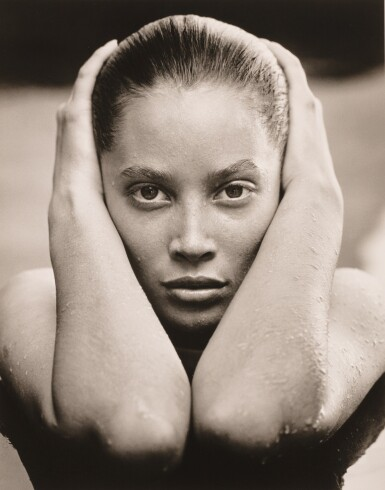 HERB RITTS | CHRISTY TURLINGTON, HOLLYWOOD, 1988