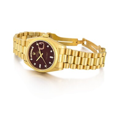 """View 3. Thumbnail of Lot 2139. Rolex 