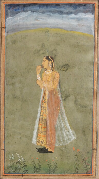 View 5. Thumbnail of Lot 65. INDIA, LATE 18TH CENTURY - 19TH CENTURY   THREE MINIATURES.