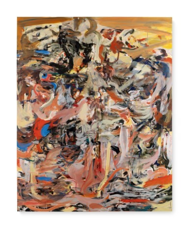 View 1. Thumbnail of Lot 116. CECILY BROWN |  UNTITLED.