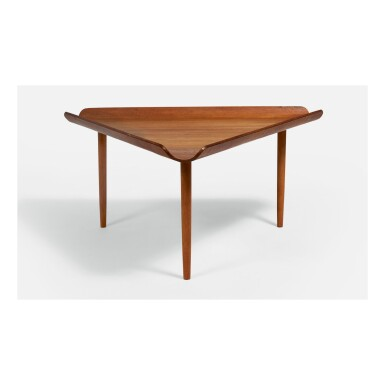 CHARLES EAMES AND EERO SAARINEN | TABLE FROM THE ORGANIC DESIGN COMPETITION