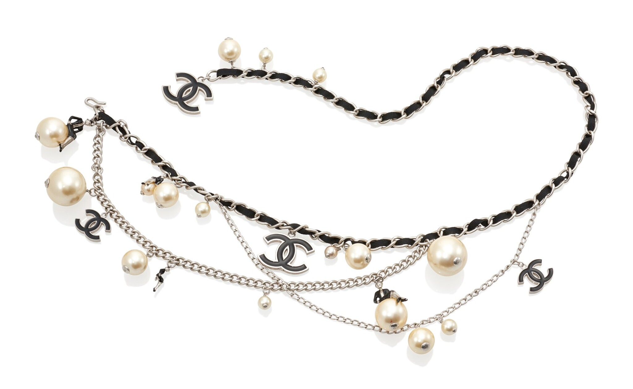 """COCO ON THE MOON"" CHAIN BELT, CHANEL"