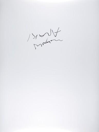 View 2. Thumbnail of Lot 1. NOBUYOSHI ARAKI     UNTITLED (WATERMELON) (FROM THE SERIES COLOURSCAPES), 1991.