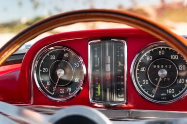 View 77. Thumbnail of Lot 65. 1960 Mercedes-Benz 300SL Roadster.