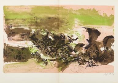 View 2. Thumbnail of Lot 171. À la Gloire de l'Image et Art Poétique.