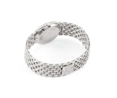 View 3. Thumbnail of Lot 125. Piaget | Montre bracelet de dame or et diamants | Lady's gold and diamond bracelet watch.