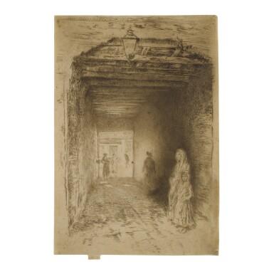 JAMES ABBOTT MCNEILL WHISTLER | THE BEGGARS (K. 194; G. 190)