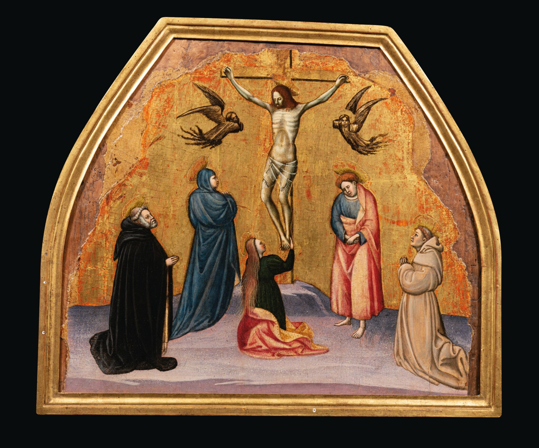 View full screen - View 1 of Lot 7. Crucifixion.