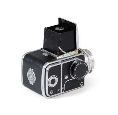 View 4. Thumbnail of Lot 17. Hasselblad Camera of Paolo Roversi.