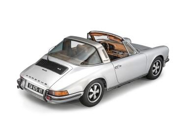 View 3. Thumbnail of Lot 1. Berluti | Porsche, Bag and Driving Shoes (Porsche, Sac et Souliers de Conduite) [3 Items /Articles].
