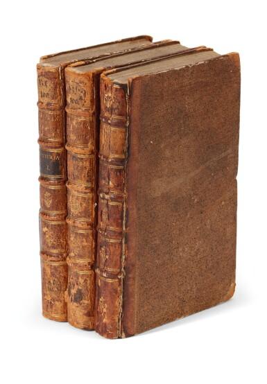 View 3. Thumbnail of Lot 51. Zorn, ed., and [Jacquin] | Dreyhundert auserlesene Amerikanische Gewachse, 1785-88, 3 volumes.