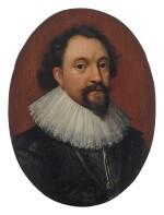 Portrait of William Herbert, 3rd Earl of Pembroke (1580 - 1630)