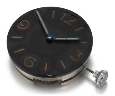 View 5. Thumbnail of Lot 8. PANERAI/ROLEX,  ROLEX FOR PANERAI: RADIOMIR   REFERENCE 3646  MILITARY STAINLESS STEEL DIVER'S WATCH,  CIRCA 1943.