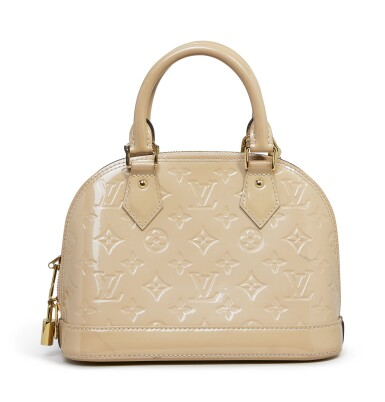 LOUIS VUITTON | VERNIS ALMA BB CIRCA 2012