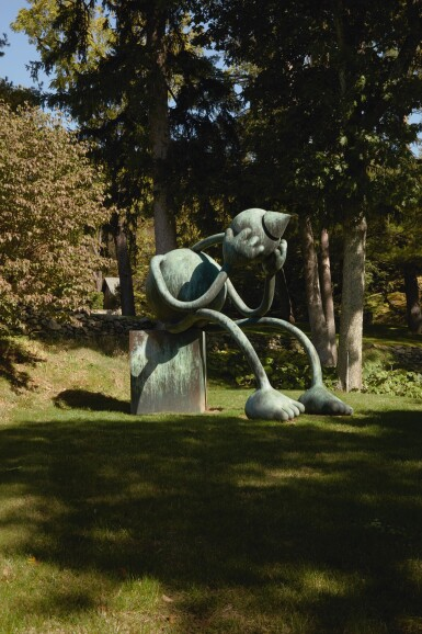 View 1. Thumbnail of Lot 45. TOM OTTERNESS | CRYING GIANT.