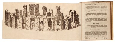 View 2. Thumbnail of Lot 111. Digges, Tectonicon, London, 1656, and other works, later vellum.