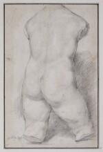DUTCH SCHOOL, 17TH CENTURY | Study of a cast torso