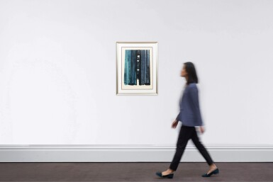 View 4. Thumbnail of Lot 529.  PIERRE SOULAGES | LITHOGRAPHIE NO. 42.