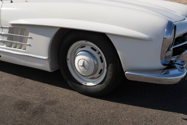 View 50. Thumbnail of Lot 65. 1960 Mercedes-Benz 300SL Roadster.