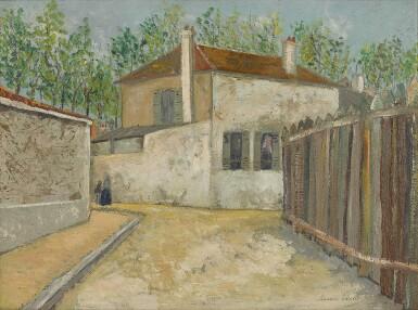 View 1. Thumbnail of Lot 145. Rue à Montmartre.