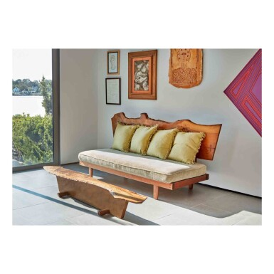 View 2. Thumbnail of Lot 405. Daybed.