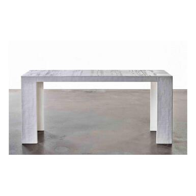 """View 1. Thumbnail of Lot 161. """"Mekano"""" Console Table."""