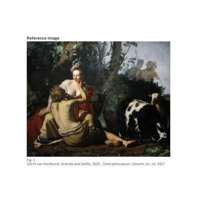 DIRCK VAN BABUREN | GRANIDA AND DAIFILO