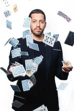 Virtual Magic Performance with David Blaine