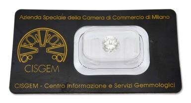 LOOSE DIAMOND (DIAMANTE SCIOLTO)