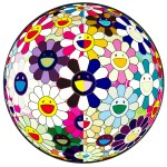TAKASHI MURAKAMI | FLOWERBALL (3D) FROM THE REALM OF THE DEAD; AND FLOWER DUMPLING