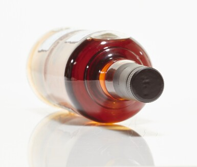 View 3. Thumbnail of Lot 33. Bowmore White Bourbon Cask 43 Year Old 42.8 abv 1964 (1 BT75cl).