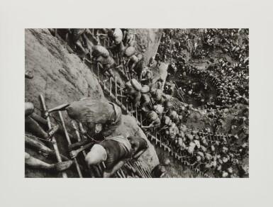 View 44. Thumbnail of Lot 10. 'Serra Pelada, Gold Mine, Brazil'.