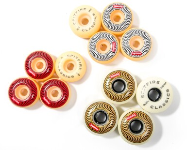 View 3. Thumbnail of Lot 43. A GROUP OF 18 SUPREME SKATEBOARDING ACCESSORIES.