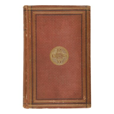 [ROSSETTI, DANTE GABRIEL AND FAMILY] — ARTHUR HUGH CLOUGH | Poems...with a Memoir. Macmillan and Co., Cambridge and London, 1862