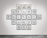 Untitled [Twenty-Three Works]