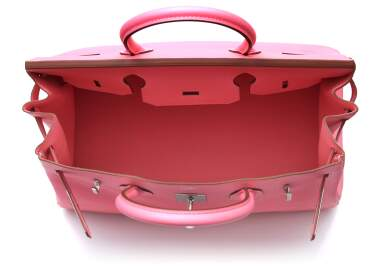 View 7. Thumbnail of Lot 302. Rose Confetti Birkin 30cm in Epsom Leather with Palladium Hardware, 2020.