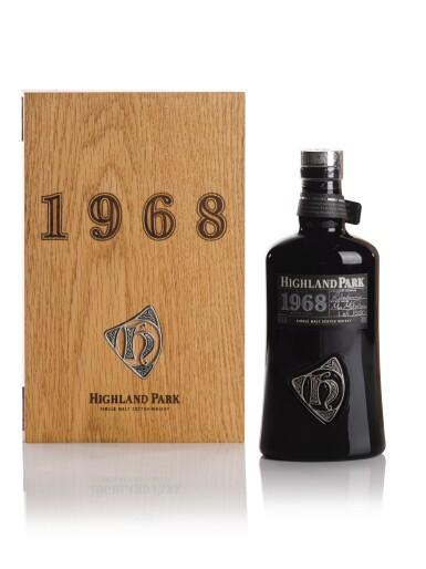 HIGHLAND PARK ORCADIAN VINTAGE  45.6 ABV 1968