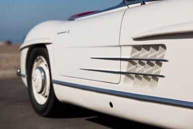 View 88. Thumbnail of Lot 65. 1960 Mercedes-Benz 300SL Roadster.