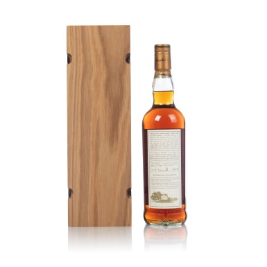 View 2. Thumbnail of Lot 47. The Macallan Fine & Rare 39 Year Old 59.2 abv 1978 (1 BT70).