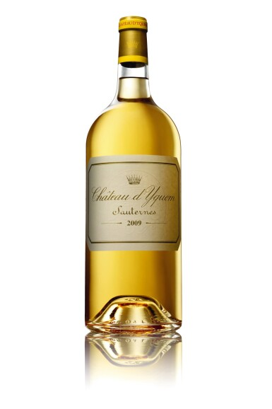 View 2. Thumbnail of Lot 42. YQUEM, AN EXPERIENCE TO REMEMBER: 1 X 3 LITRE YQUEM 2009 WITH TASTING & LUNCH AT THE CHÂTEAU .