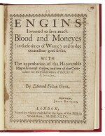 Felton, Engins invented to save much blood and moneyes (in these times of warre), London, 1644