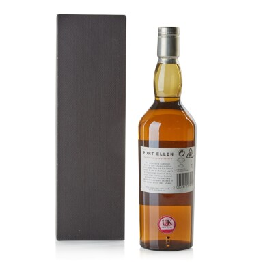 View 2. Thumbnail of Lot 103.  Port Ellen Third Annual Release 24 Year Old 57.3 abv 1979 .