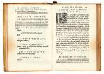 Doni, La libraria, Venice, 1558, contemporary vellum gilt