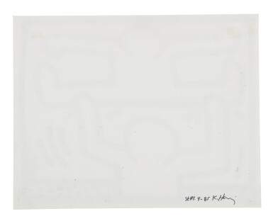 View 2. Thumbnail of Lot 205. Untitled (Pop Shop Drawing).