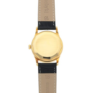 View 4. Thumbnail of Lot 82. Ref. 3403 Yellow gold wristwatch Made in 1958 | 百達翡麗 3403型號黃金腕錶,1958年製.