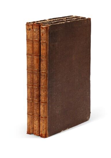 View 3. Thumbnail of Lot 24. Knoop | Pomologia, Fructologia, Dendrologia, 1758-1763, 3 volumes.