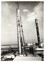 Saudi Arabia and Kuwait   18 photographs of the oil industry, 1960s